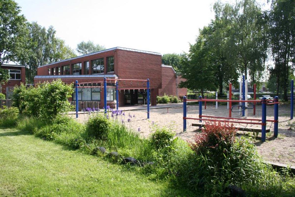 Gebäude A - Verwaltung - ehemals Astrid-Lindgren-Schule
