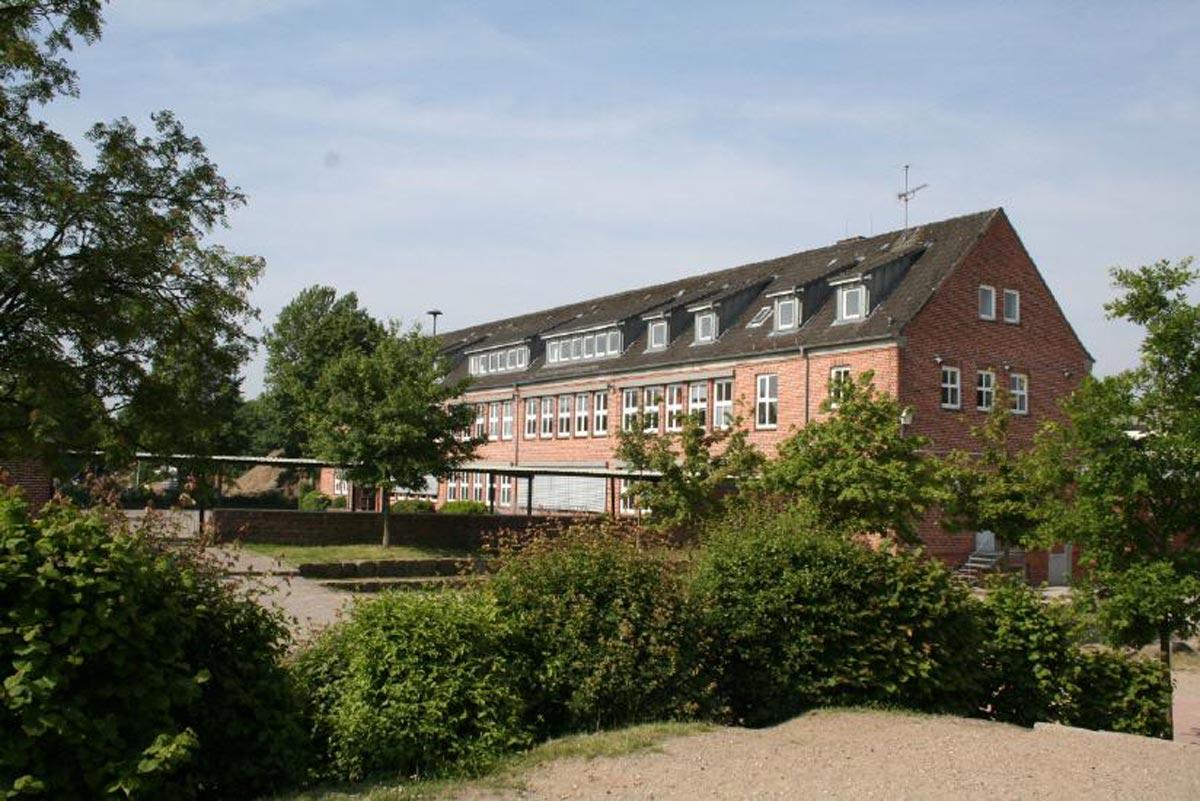 Gebäude B - Altbau - ehemals Astrid-Lindgren-Schule