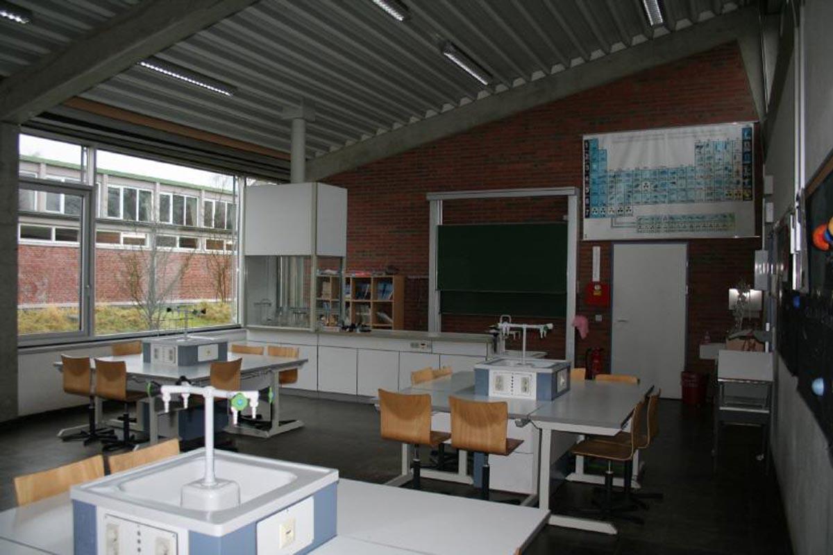 NaWi I (Chemie) - Gebäude B
