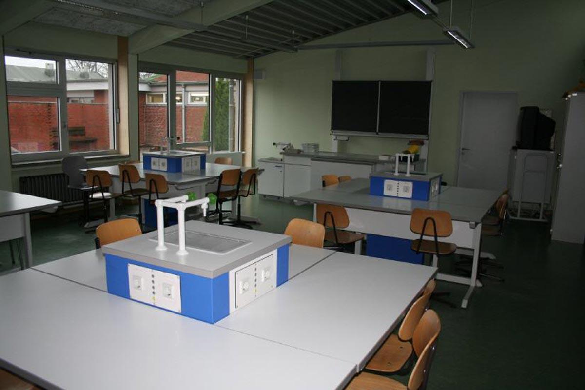NaWi II (Physik) - Gebäude B