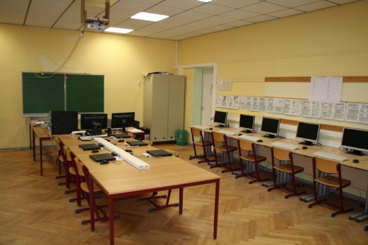 Computer I - Gebäude B - 27 Plätze